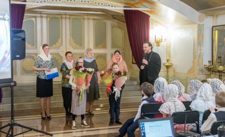 Праздник День матери в Михайловском соборе