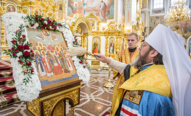 В Удмуртии впервые отметили праздник святых Удмуртской земли
