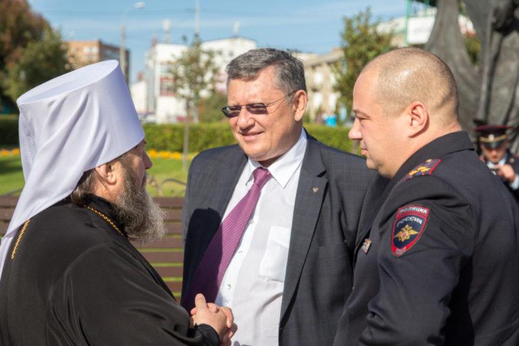 Встреч с министром ВД УР