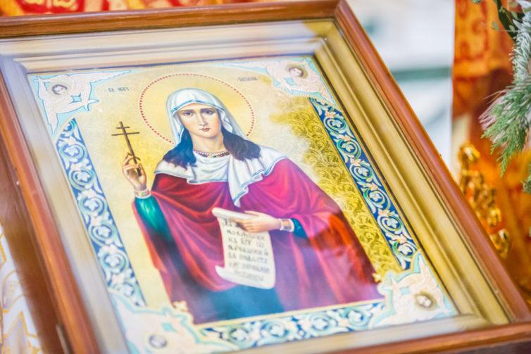 В день памяти св. мц. Татианы митр. Викторин совершил литургию